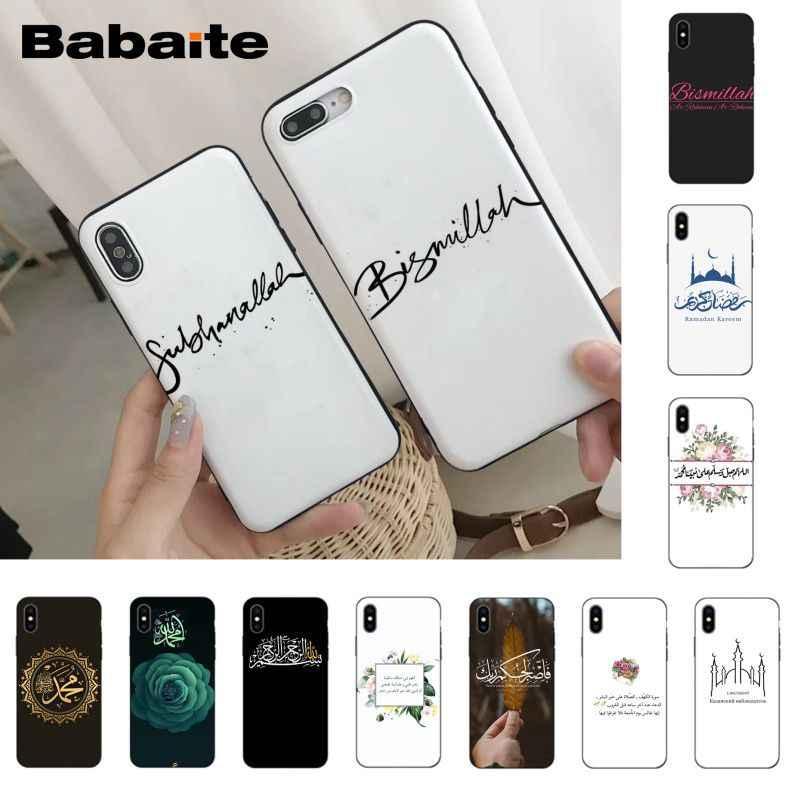 coque iphone 8 islam