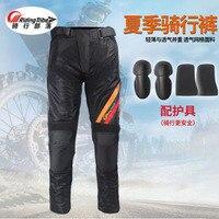 Riding Triber Summer Mesh Breathable Motorcycle Cycling Pants Motorcross Moto Racing Pants HP 10
