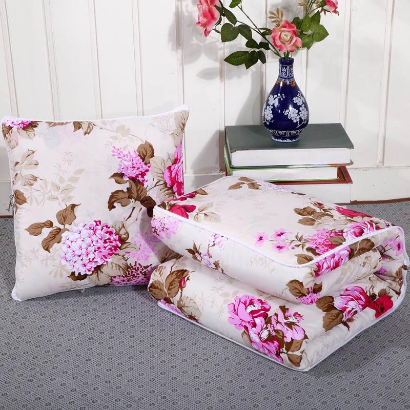 16 inch Hotel Mall Shop Decorative Gift Sofa Car Back Lumbar Throw Pillows Multifunction Cushion Blanket Lounge Sling Chair Pads