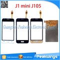 "4 ""polegadas touch screen painel de digitador para samsung j1 mini j105 j105h j105f j105m screen display lcd"