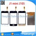 "4 ""pulgadas de panel táctil digitalizador para samsung j1 mini j105 j105h j105f j105m pantalla lcd"