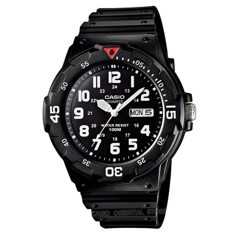 Casio watch Top Fashion Sports Quartz Sport Men Wrist Watch MRW-200H Fashion 2017 Clock Luxury Brand  Relogio Masculino  casio watch sweet fashion sports female student watch lx 500h 1b 1e 4e 7b2