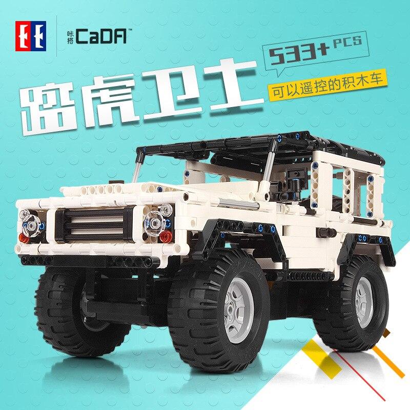 Kits de construction de modèles de véhicules tout-terrain bloc série Technic briques éducatives jouets compatibles marques cadeaux 23011 Compatible 5360 - 2
