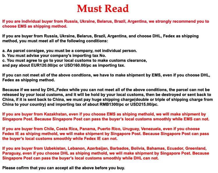 Must Read(revised)