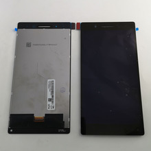 7 дюймов для Lenovo Tab 4 ТБ 7504X LCD Tab 4 ТБ 7504N TB 7504x TB 7504F ЖК дисплей и сенсорный экран дигитайзер в сборе