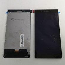 7 POLLICI Per Lenovo Tab 4 TB 7504X LCD Tab 4 TB 7504N TB 7504x TB 7504F Display LCD e touch Screen Digitizer Assembly