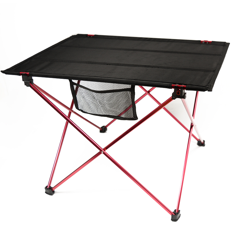 Outdoor Folding Camping Table Portable Ultralight Aluminium Alloy Picnic Table Travel Assemble Strong Load-Bearing Desk Table alluminum alloy magic folding table bronze color magic tricks illusions stage mentalism necessity for magician accessories