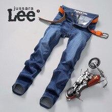 Jussara Lee 2016 Fashion Men Straight Biker Jeans Mens Casual Denim Pants Jean Slim Fit Men Jeans Pantalones Vaqueros 2059