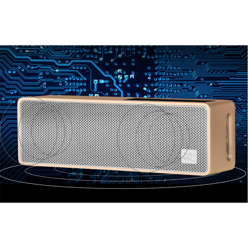 Aluminium Alloy E5 Touch Control Wireless Bluetooth Portable Speaker with HD Sound Desk Bluetooth Speakers with Mic TF Card wireless multifunctional v4 0 edr bluetooth speaker touch control with nfc function