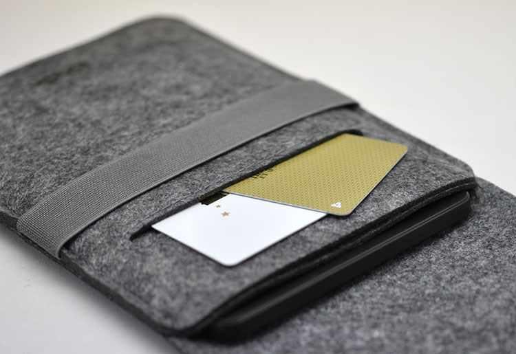 Funda de tela de fieltro para 6 ''funda ereader para Pocketbook Kindle Kobo Digma Ritmix Tolino ONYX Tagusbooks para Sony 6''