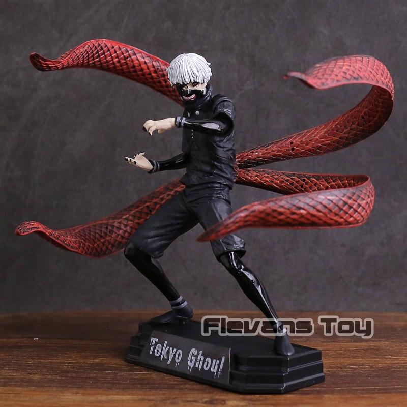 Tokyo Ghoul Ken Kaneki PVC Statue Figure Collectible Model Toy