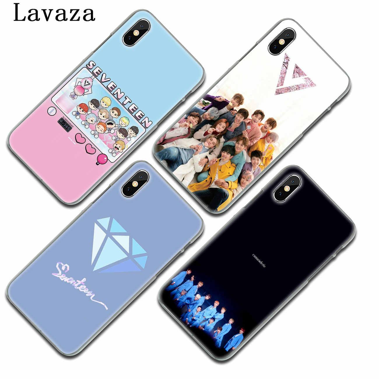 Lavaza Zeventien JUNI DK JOSHUA kpop Hard Telefoon Case voor iPhone XR XS X 11 Pro Max 10 7 8 6 6S 5 5S SE 4 4S 4 Cover