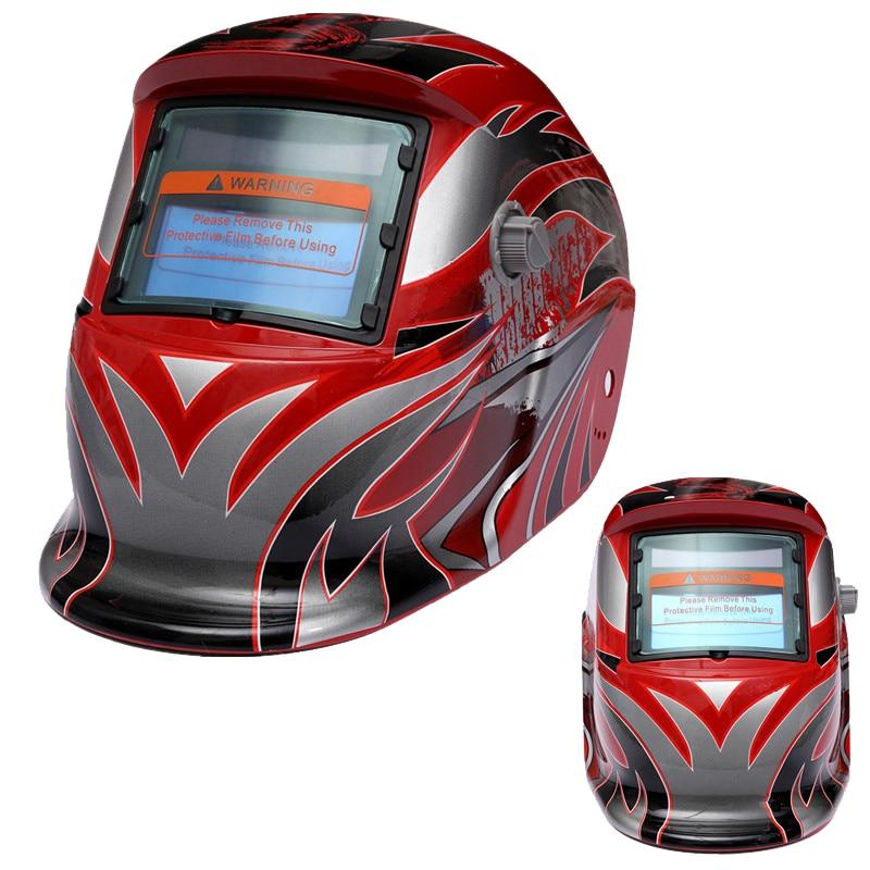 MYLB-New Pro Solar Auto Darkening Welding Helmet Arc Tig Mig Grind Mask Grinding HOT цены