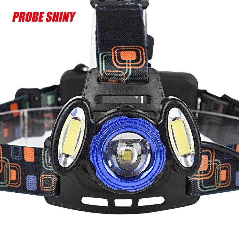 High Quality 15000Lm 3x XML T6 LED Headlamp Rechargeable Headlight 18650 Head Torch Light Lamp sitemap 34 xml
