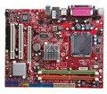Frete grátis 100% motherboard original para msi g31m3-l v2 ddr2 g31 lga 775 desktop motherboard