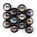 Ubub individual baked sombra de ojos en polvo de maquillaje paleta de brillo metálico brillo crema sombra de ojos paleta de ojos color makeup12