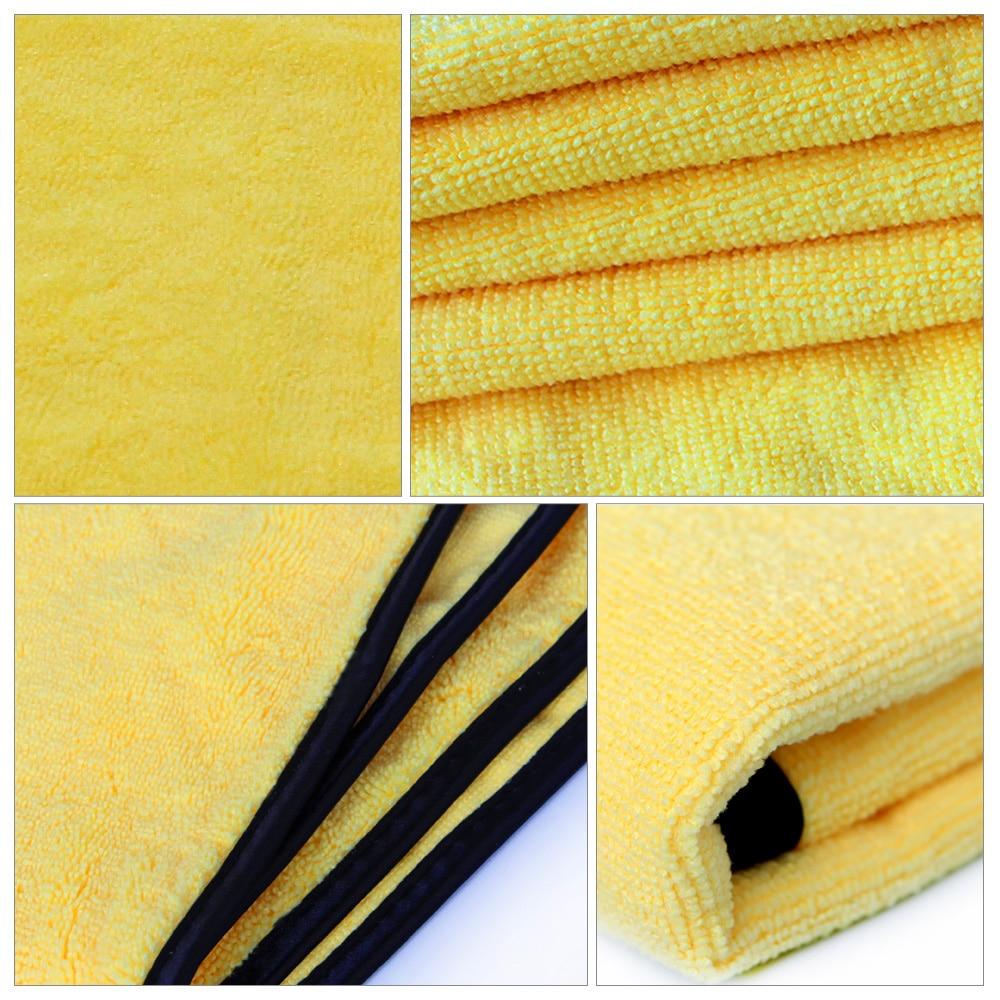 super absorbent car wash microfiber towel car cleaning. Black Bedroom Furniture Sets. Home Design Ideas