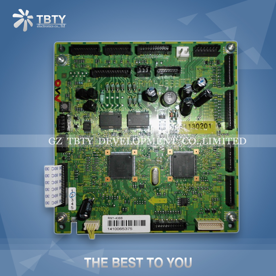 цена на Ptinter DC Board Panel For HP CM1015 CM1017 1015 1017 HP1015 HP1017 RM1-4366 DC Controller Board Assembly On Sale