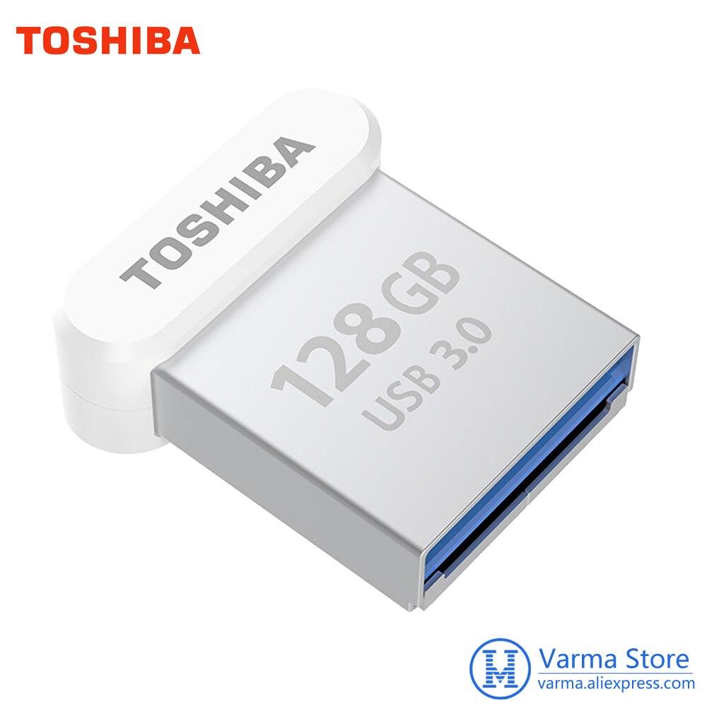 Toshiba Usb Flash Drive 128gb 64gb 32gb Pen High Speed 30 Flashdisk U364 Hidden Usb30