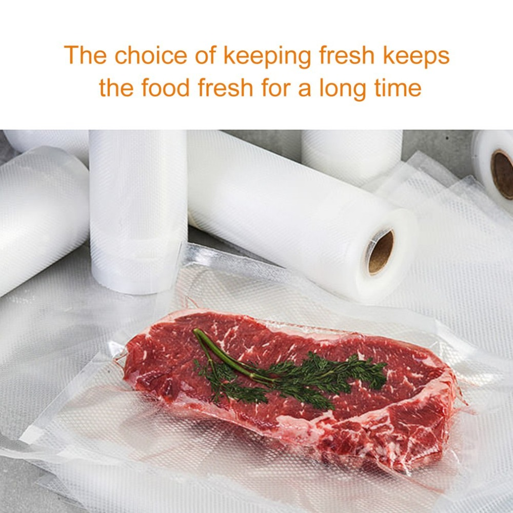 Household Supplies 1 Roll Vacuum Fresh-keeping Bag Sealer Food Storage Bags Packaging Film Keep Fresh Non-toxic Packing Bag