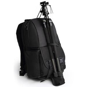 Image 2 - Jealiot wielofunkcyjny plecak na aparat fotograficzny torba ze sznurkiem etui cyfrowy obiektyw wideo wodoodporny, odporny na wstrząsy do canon 80d 60d