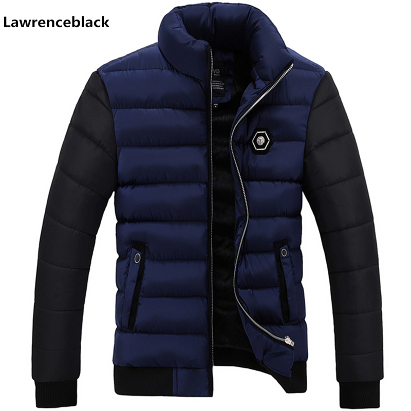 186bc05d7bc7 New 2019 Brand Winter Jacket Men Thick Warm Down Jacket Mens Winter  Outerwear Zippers Down Parka