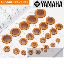 Italy original YAMAH Style-26/275/200DR/380/480/475/62 Sax Pads Saxophone Goat Leather Pads for Alto(Eb) Saxophone