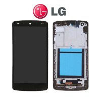 Original Lcd For LG Google Nexus 5 D820 D821 LCD Display With Touch Screen And Frame