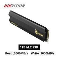 HIKVISION SSD M.2 1TB 2TB 512gb 3500mb/s C2000 Pro Internal Solid State Drives For desktop laptop NVMe PCIe Gen 3 x 4