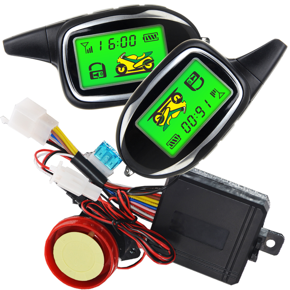 Aliexpress Com   Buy Motorcycle Security System With Lcd