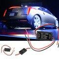 2016 Módulo Flash Estroboscópico Intermitente Controller Auto Car LED Controller para la Parada DEL Freno LED Luz Lámpara GS-100A