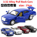 1:32 alloy pull back cars,Bentley Continental high simulation model,metal diecasts,pull back & flashing & musical, free shipping