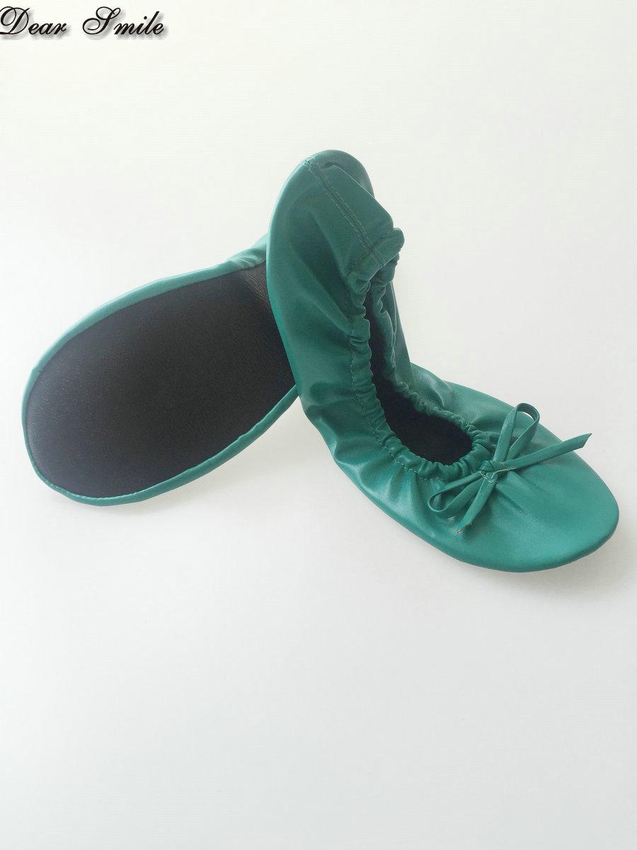 Новинка года; модные женские туфли на роликовой подошве; Дешевые вечерние балетки; обувь для танцев
