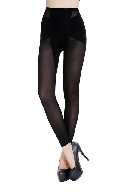 Mujer Que Adelgaza Los Pantalones Quema de Grasa Belleza Efecto de La Pierna Conformación Medias Hip Ascensor Sauna Delgado Leggings Hot Body Shapers Ropa Interior