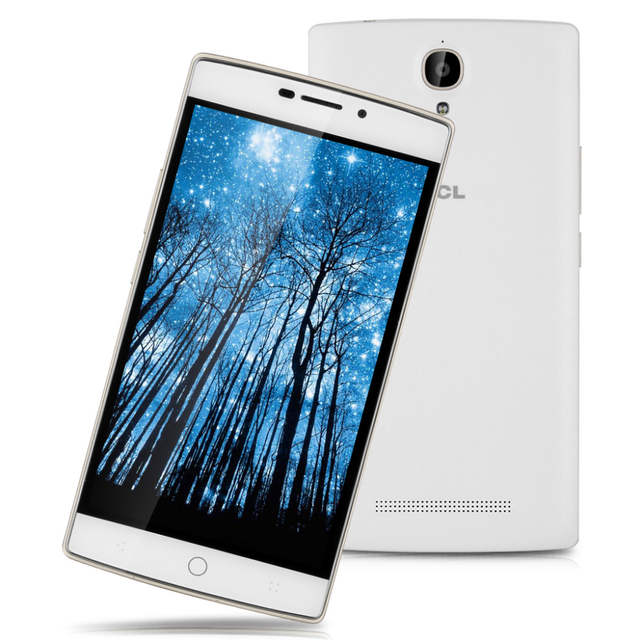 US $76 99 |Flash Sale TCL P561U Smartphone Android 5 1 MTK6735P Quad Core  Mobile Phone 2G RAM 16G ROM 5 5