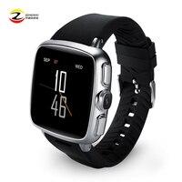 Z01 smart watch Android 5.1 metel 3G smartwatch 5MP camera heart rate monitor Pedometer WIFI GPS reloj inteligente clock PK DM98