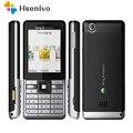 J105 100% Оригинальный разблокированный мобильный телефон Sony Ericsson J105i Naite 3G 2.0MP Bluetooth FM радио разблокированный сотовый телефон Бесплатная достав...