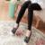2017 Nova Primavera Mulheres Grávidas Leggings Algodão Cuidados Abdômen Fina Nove calças Leggings Sólidos Calças de Maternidade Desgaste de Maternidade