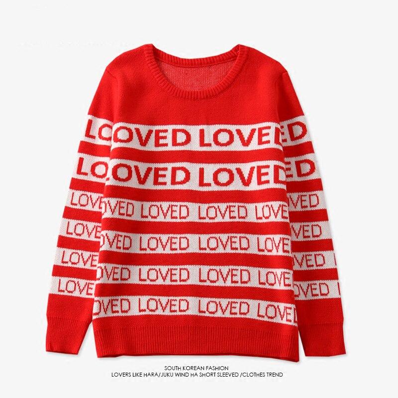 BTS BANGTANG RAGAZZI Maglione DNA Suga Stesso Stile Amato Pullover Kpop Uomini Donne Studente Gli Amanti di Harajuku Harajuku Inverno Maglie e Maglioni