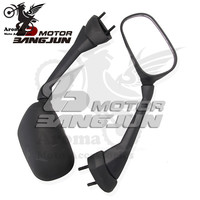 2006 2007 2008 2009 2010 2011 2012 2013 year black brand accessorie motorcycle rearview mirror for yamaha FZ1S FZ1 S mirror moto