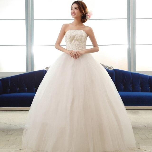 a65e4d2c322 Luxury   Elegant wedding dress
