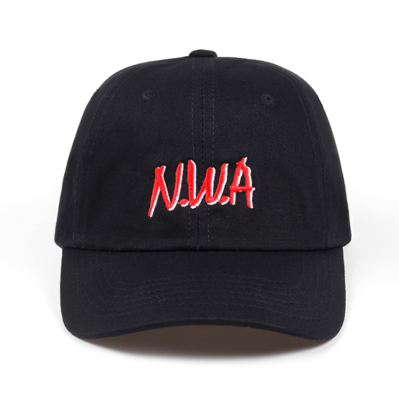 2018 Newest N.W.A Letter dad hat Men Women   Baseball     Cap   NWA   Cap   Hat Compton Niggaz Hip Hop Hats Fashion adjustable golf   cap   hats