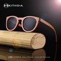 2017 NOVO estilo De Madeira De Bambu óculos de sol de Marca óculos de lente espelho Polarizado Du Madeira óculos de sol moda masculina mulheres óculos de sol