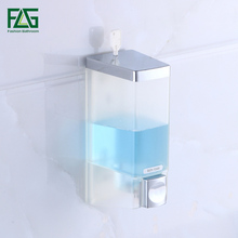 2016 NEW Arrival 480ml ABS Manual Soap Dispenser Touch Sanitizer For Kitchen and Bathroom