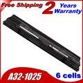 JIGU батареи Ноутбука A32-1025 A32-1025c для ASUS A32-1025b R052CE RO52 1015E EeePC X101CH 1025C 1025CE Eee PC 1225 Серии RO52CE