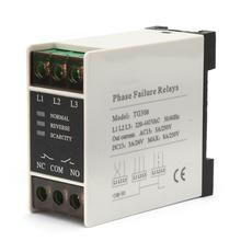 цена на TG30S 220-440V AC Mini 3-Phase Sequence Relay Protector Voltage Phase Protective Relay
