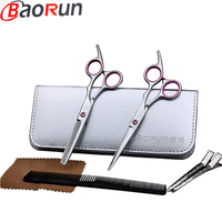 Professional Hairdressing Scissors Steel Hair Cutting Machine Barbers Cutting Thinning Hair Styling Tools