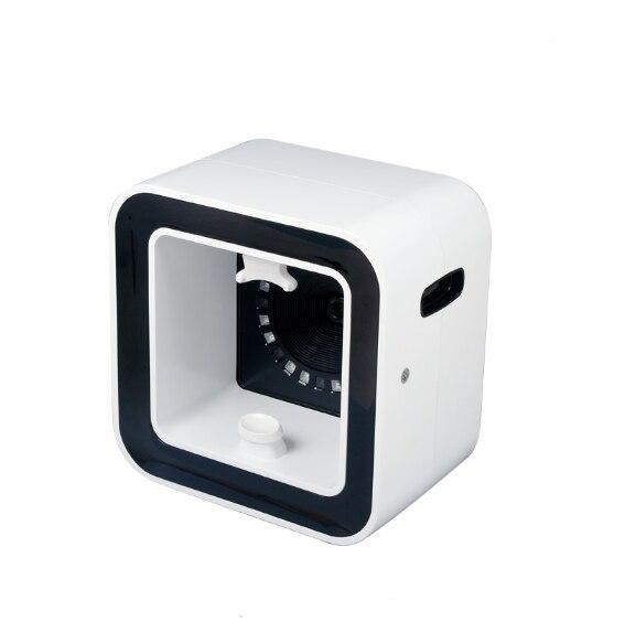 Nouveau Portable 3d Facial UV lumière caméra logiciel analyseur de peau Machine Salon de beauté outil de soins du visage