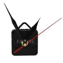 E74 Silencioso Movimiento De Cuarzo Reloj Mecanismo Negro y Rojo Manos Reparación Juego de Herramientas