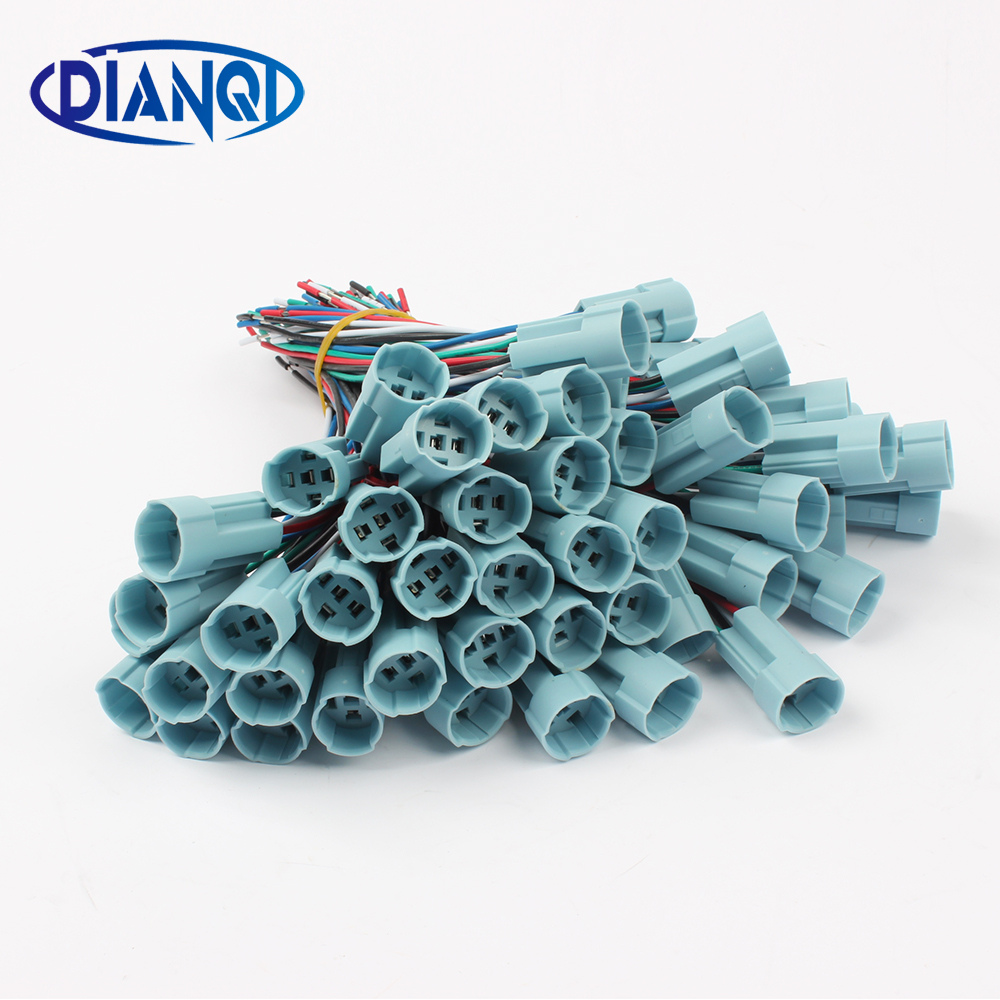 Nº16mm metal push button socket wiring 5 wires stable lamp light ...